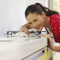 Countertop Cleaning